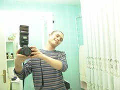 Sony 828 Selfportrait