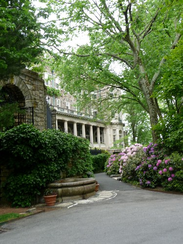 Looking Back at Kykuit