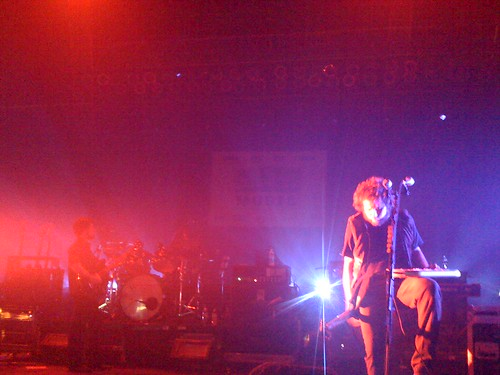 My Morning Jacket @ Austin Music Hall, SXSW 2008