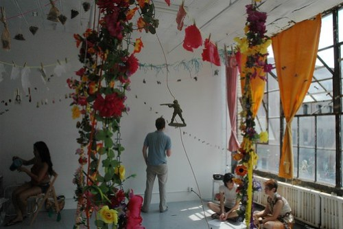 Installation by Jill Sigman