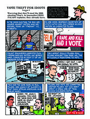 Vote Theft For Idiots - Part Deux by Greg Palast & Ted Rall