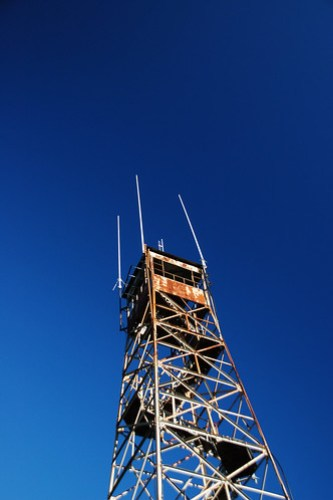 Glassy Mountain Fire Tower