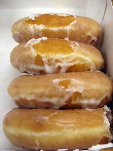 Krispy Kreme Donuts....