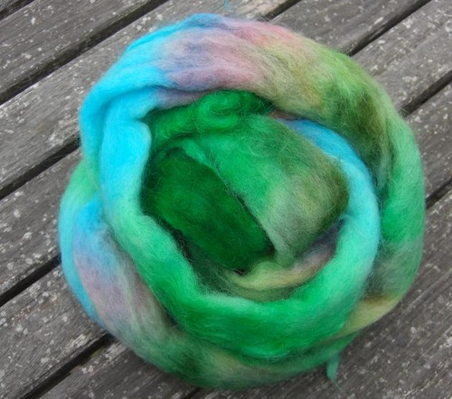 Dyed Roving II
