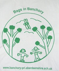 Banchory Primary School bag