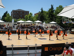 Cheerleaders Orange