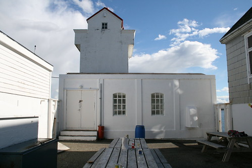 """""""Terningen"""" Lighthouse, Hitra"""