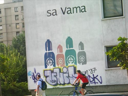 Sarajevo en el Snipers Alley