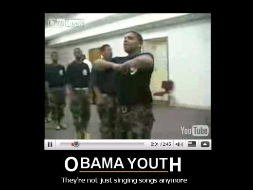 Image result for obama youth brigade