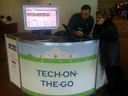 tech on the go