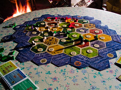 Settlers of Catan!