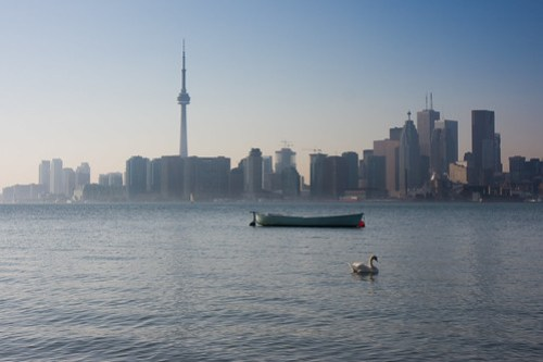 Toronto en 3 plans