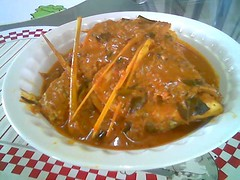 STP's curry fish head