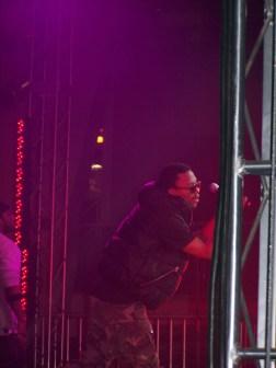 Lupe Fiasco performs 2