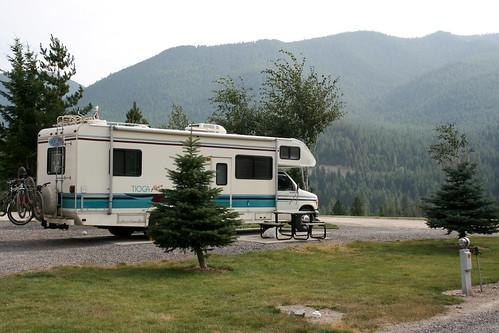 St. Regis campground