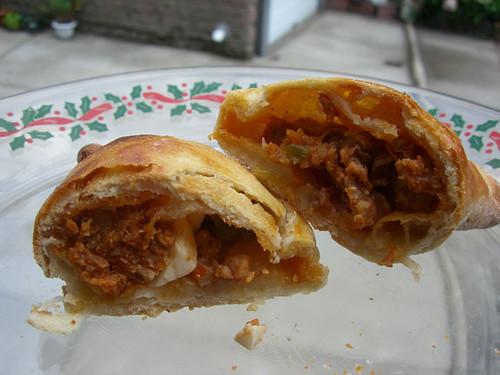 empanadas inside