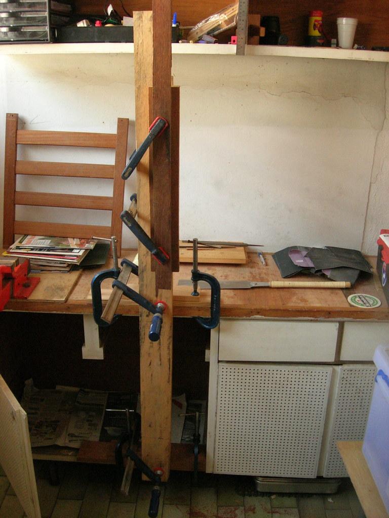 complex resaw setup