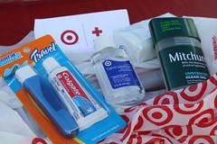 Hurricane Gustav Family Kits 9.5.2008