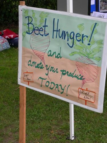 Beet Hunger