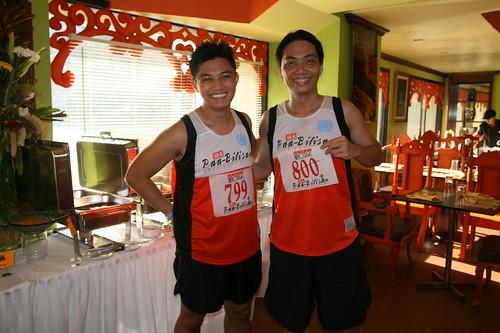 10km Finisher Jay Em & me
