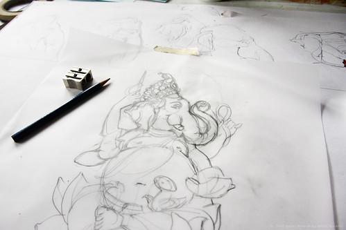 WIP ~ Ganesha