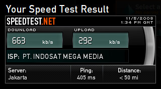 Indosat IM2 Unlimited