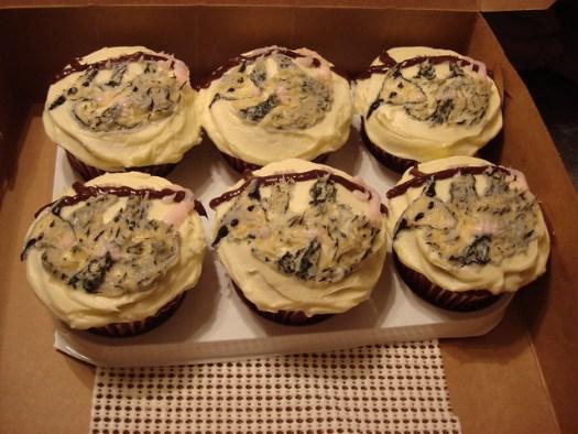 Possum Cupcakes