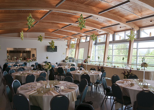 Banquet Set-up May 11