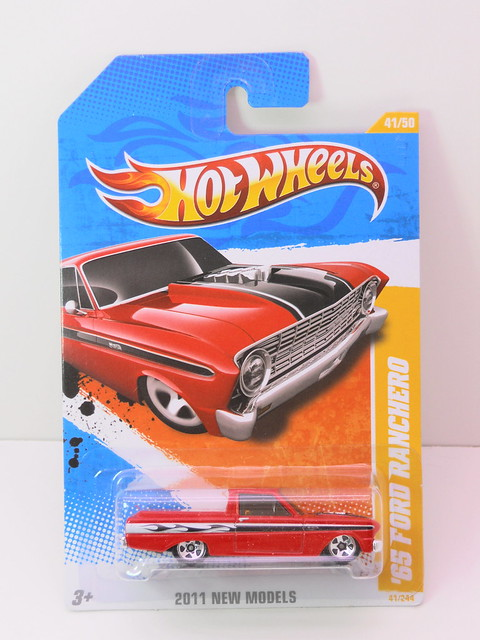 hot wheels '65 ford ranchero (1)
