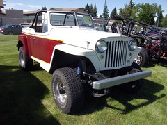 1950 Jeepster