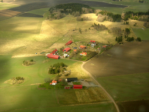 Farms around Arlanda 1