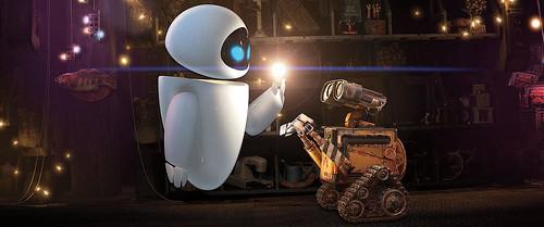 PIXAR WALL·E Movie Photos by divxplanet(flickr)