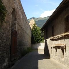 Noch mehr Stadtmauern