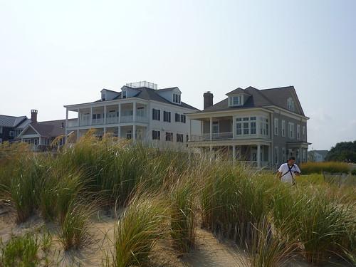 Norfolk beach houses