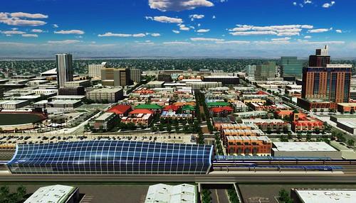 Fresno Redevelopment