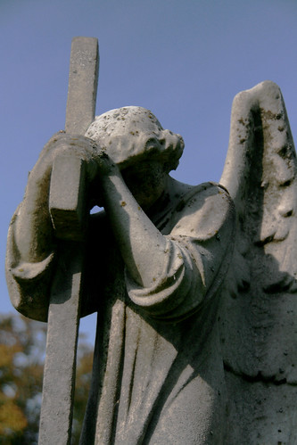 Stone angel by clcg28.
