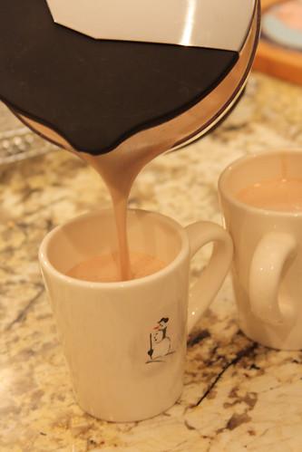 Pouring a Mug
