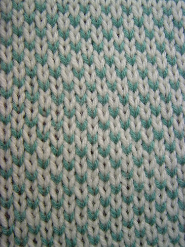 2 Color Knitting Patterns : 03. Slip-Stitch Color Patterns (2nd) The Walker Treasury Project