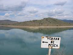 A dam in Spain