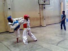 Tempat Latian taekwondo surabaya