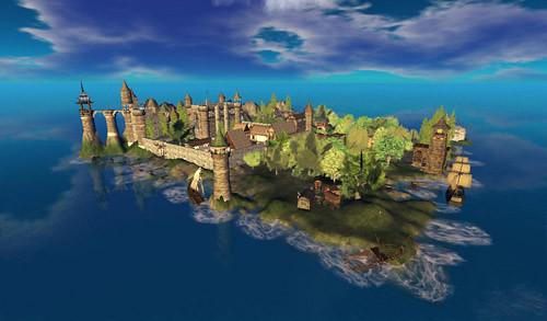 Aldarian Isle