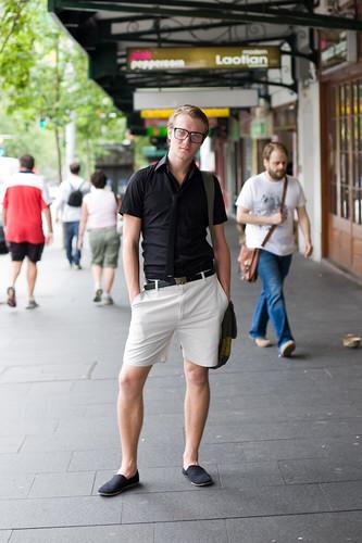 Men's shorts I - Oxford St