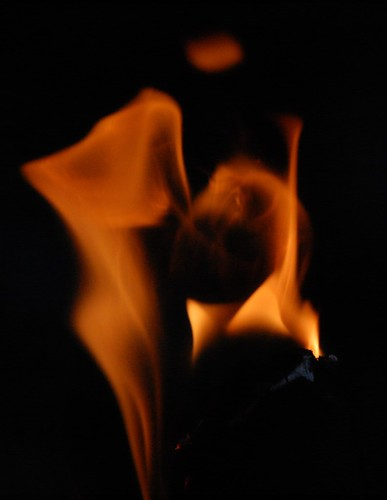 Cauldron In The Flame
