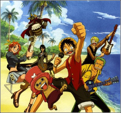 OnePieceSong