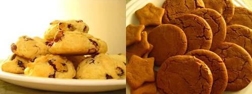 Lincoln and Washington Cookies