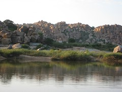 View from Hampi side1