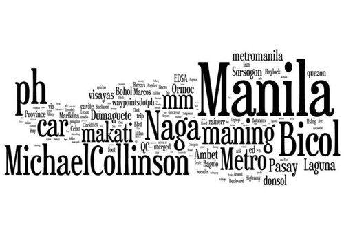 wordle of philippine gpx