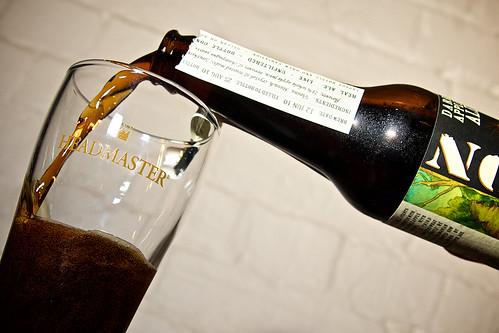 Dark Apple Ale by BaboMike