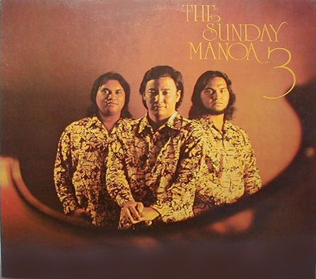 The Sunday Manoa 3