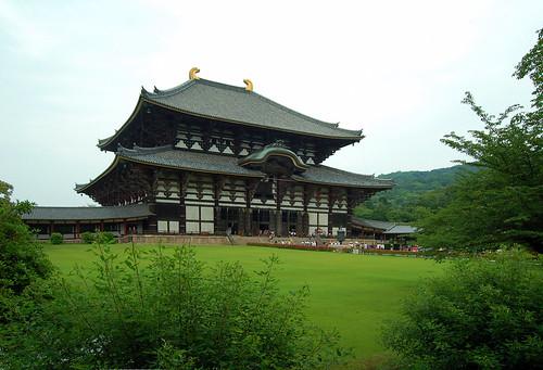 東大寺 Tōdai-ji, Nara